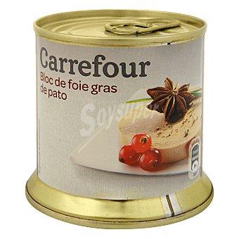 Carrefour Foie gras de pato 200 g