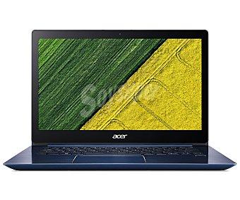 "Acer Portátil 35,56 cm (14"") Swift 3 SF314-52-36SK, Intel Core i3-7130U, 8GB Ram, 128GB ssd, HD Graphics 520, Windows 10"