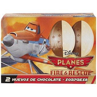 Angry Birds Huevos de chocolate con sorpresa Pack de 2x20 g