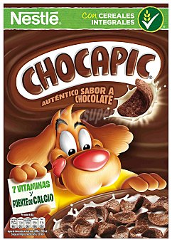 Chocapic Nestlé Cereales de desayuno con chocolate Paquete 500 g