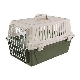 Ferplast Transportín para perros tamaño pequeño modelo Atlas 10 medidas 32,5x29 altox48 cm largo 1 unidad