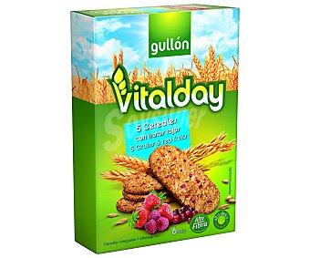 Gullón Galletas de cereales con frutos rojos 240 g