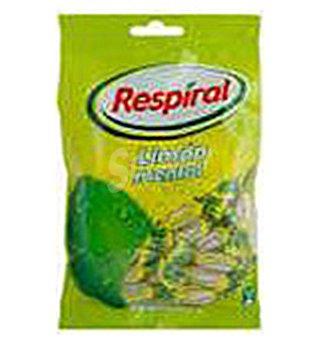 Respiral Caramelos de limón Bolsa de 150 g