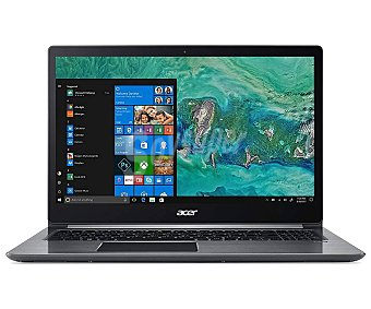 "ACER SF315-41 Portátil 39,62 cm (15,6"") R2ve, amd ryzen 5, 8gb ram, 256gb ssd, radeon vega 8, windows 10."