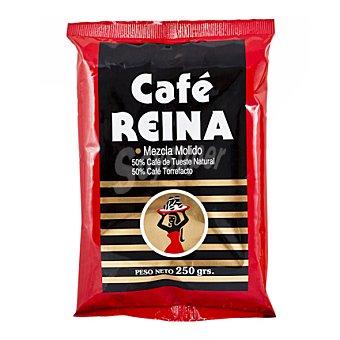 Café Reina Café molido mezcla al vacio bolsa 250 g
