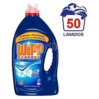 Wipp Express Detergente líquido 50 lavados
