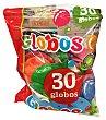 Globos Paquete de 30 uds INVERCAS