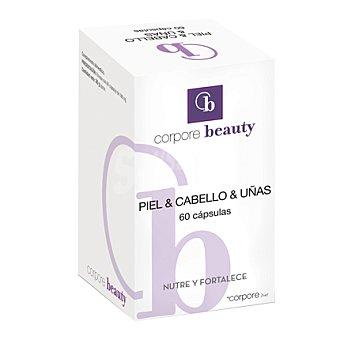 Corpore Beauty Piel, cabello y uñas 60 ud