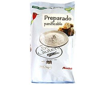 Auchan Preparado Panificable Sin Gluten 1 Kilogramo