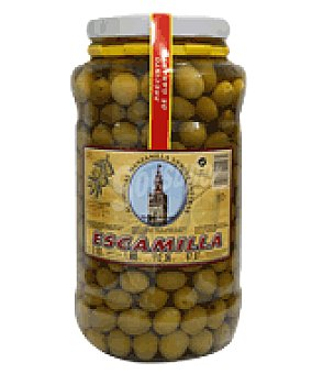 Escamilla Aceituna manzanilla 2,500 kg