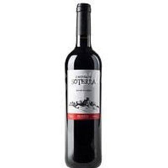 C. SOTERRA Vino Tinto Penedes Botella 75 cl