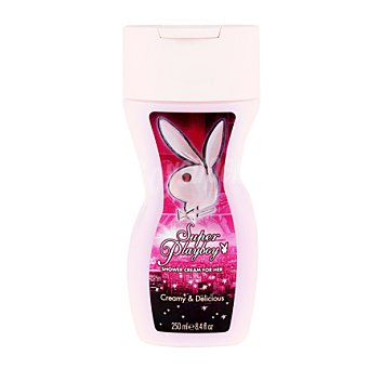 Playboy Fragrances Gel de Ducha Súper Mujer 250 ml