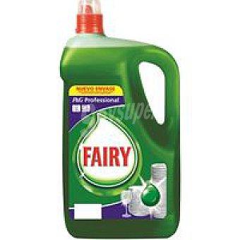 Fairy Lavavajillas concentrado profesional Garrafa 5 litros