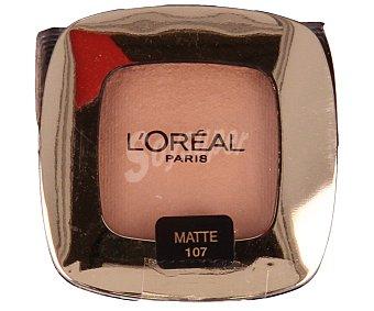L'Oréal Sombra de ojos nº107 1 unidad