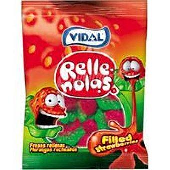 Vicente Vidal Fresas rellenas Bolsa 100 g