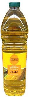Hacendado Aceite maíz Botella 1 l
