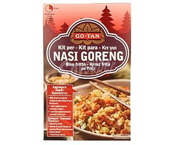 GO TAN Kit para hacer arroz frito nasi goreng 381 gramos