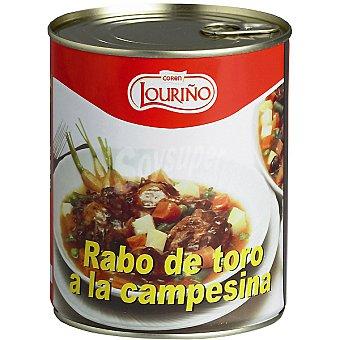 Louriño Rabo de toro a la campesina Lata 800 g