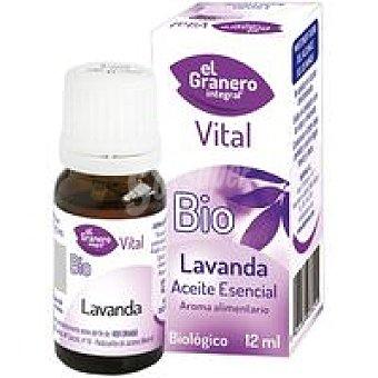 EL GRANERO Aceite de esencia lavanda Dosificador 12 ml
