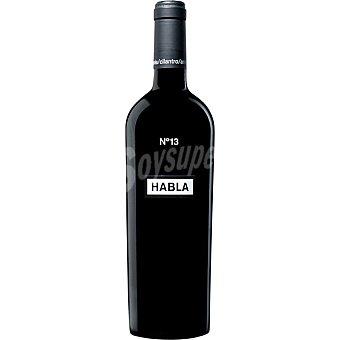 Habla Nº Impar vino tinto coupage de Extremadura botella 75 cl Botella 75 cl