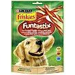 Snack para perros con aroma a queso y bacon 175 g Purina Friskies