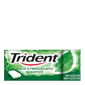 Trident Lc-Trident gr.fresh Clor.24/10 Paquete 14,5 g