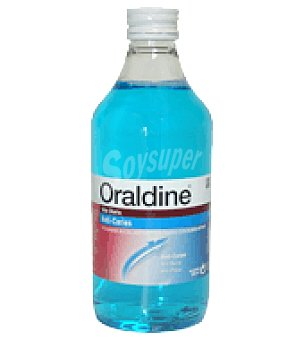 ORALDINE Enjuague anticaries 400 ml