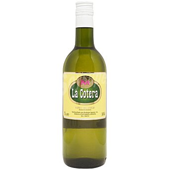 La Cotera Vino blanco Botella 75 cl