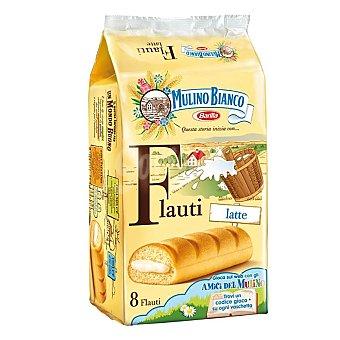 Mulino Bianco-Barrilla Bizcocho flauti con leche 280 g