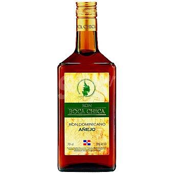 BOCA CHICA Ron añejo dominicano Botella 70 cl