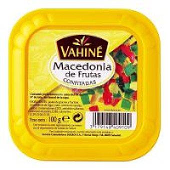 Vahine Macedonia de frutas Bote 100 g
