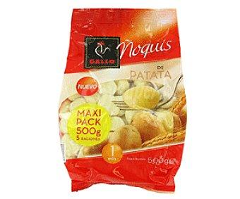 Gallo Pasta fresca gnocchi patata Paquete 500 g