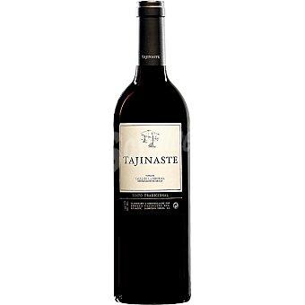 TAJINASTE Vino tinto tradicional D.O. Valle de la Orotava botella 75 cl Botella 75 cl