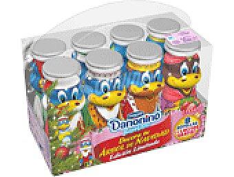 Danone Danonino Yogur bebedino de fresa  8 UNI