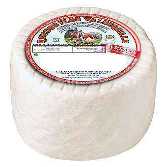 Valsequillo Queso fresco s/sal 600 g