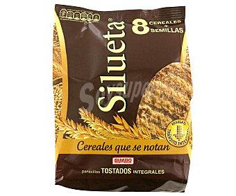 Silueta Bimbo Panecillos cereales Paquete 220GR