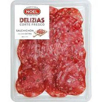 Noel Delicias salchichón extra 120g