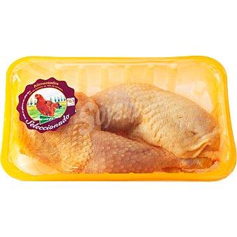 El Corte Inglés Muslos de pollo corral Bandeja 600 g peso aprox. (2 unidades)