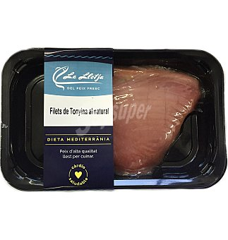 Filetes atun natural 200 GRS