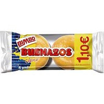 Bimbo Buenazos clasico 4 uds