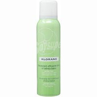 Klorane Desodorante Althea Spray 125 ml