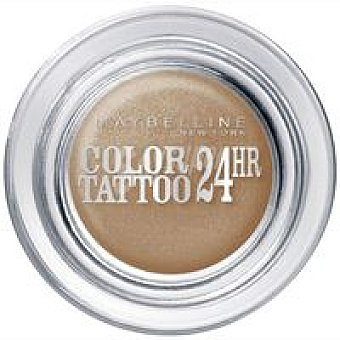 Maybelline New York Sombra Color Tatto 35 Pack 1 unid