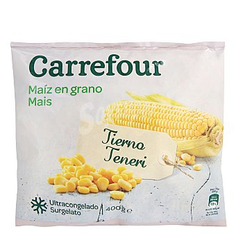 Carrefour Maíz dulce en grano 400 g