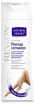 Natural Honey Loción piernas cansadas Bote 330 ml