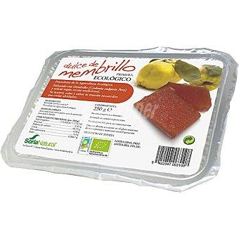 Soria Natural Dulce de membrillo ecológico Envase 250 g