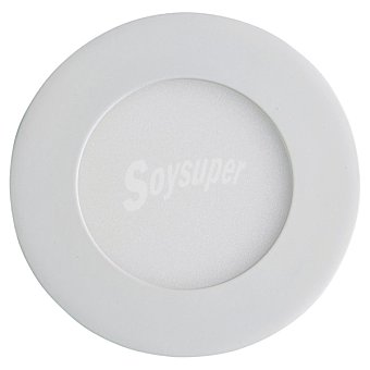ELS BANYS 1761 Downlight plano 4W en color blanco
