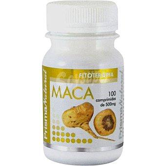 Prisma natural Maca complemento revitalizante y energizante envase 100 comprimidos
