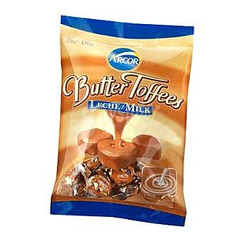 Arcor Caramelos de mantequilla y leche 156 g