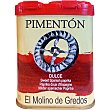 pimentón dulce lata 70 g EL MOLINO DE GREDOS