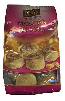 Hacendado Mazapan soto Paquete 200 g